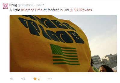 Samba Time in Rio
